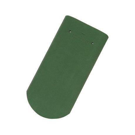 Solzi cu taietura semicirculara verde inchis