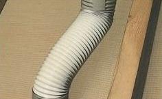 Racord flexibil şi reducţie PVC