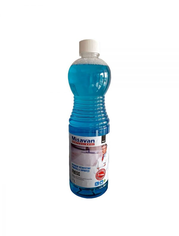 Dr. Stephan Detergent Dezinfectant Pardosel Fresc 1l