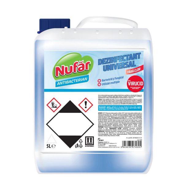 Nufăr Dezinfectant Universal fără Clor 5 L