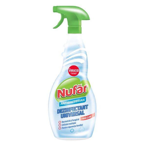 Nufăr Dezinfectant Universal fără Clor 750 ml