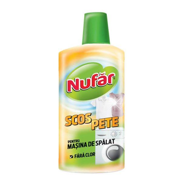 Nufăr Scos pete pentru mașina de spălat