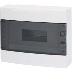 Tablou electric Gewiss, 12 module, IP40, GW40045