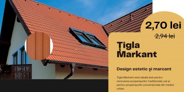 tigla-markant